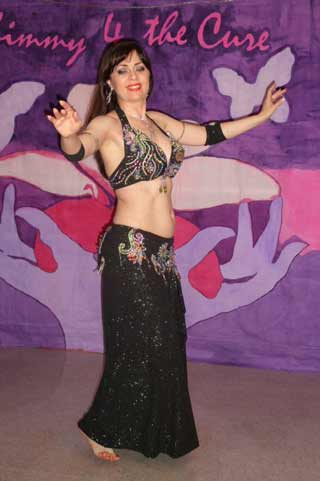Bellydancer-Kansas-City-fundraising-event